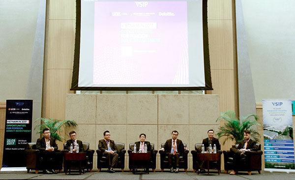 VSIP holds first round of overseas investment promotion tour