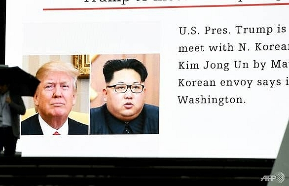 Trump bets on himself with high-stakes Kim gamble