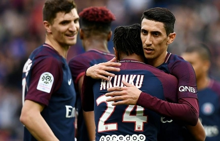 PSG ease pain of Madrid defeat as Lille fans take aim at players