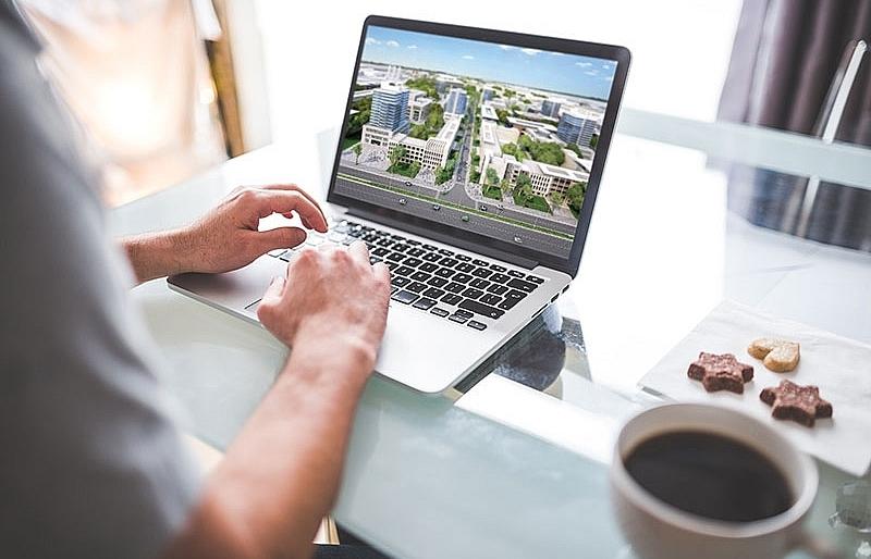 Property sales in Industry 4.0 era
