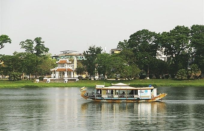 Hue struggles to protect its relics