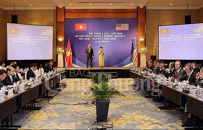 US-Vietnam Energy Security Dialogue inaugurated