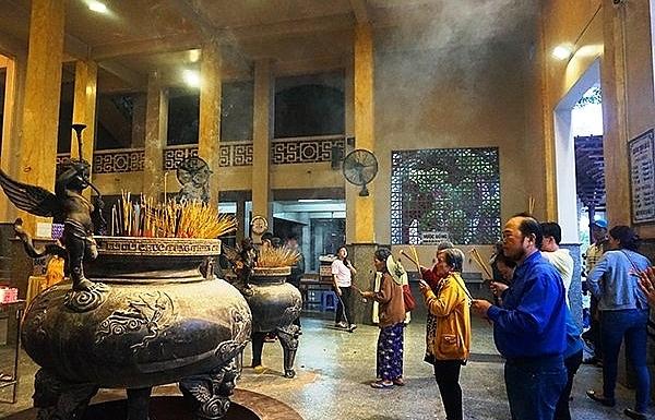 Visiting Mekong Delta's century-old church