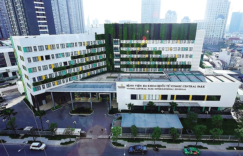 Hospitals splash out on better tech and services