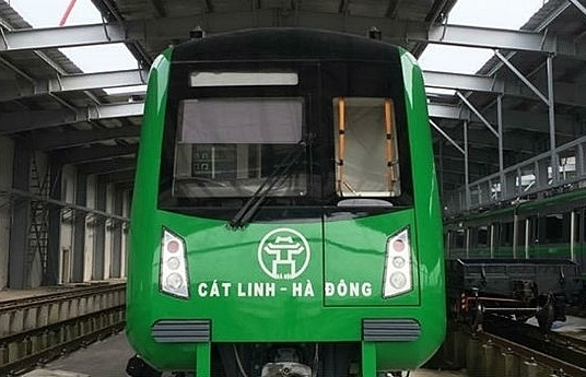 Cat Linh-Ha Dong metro ticket rates proposed