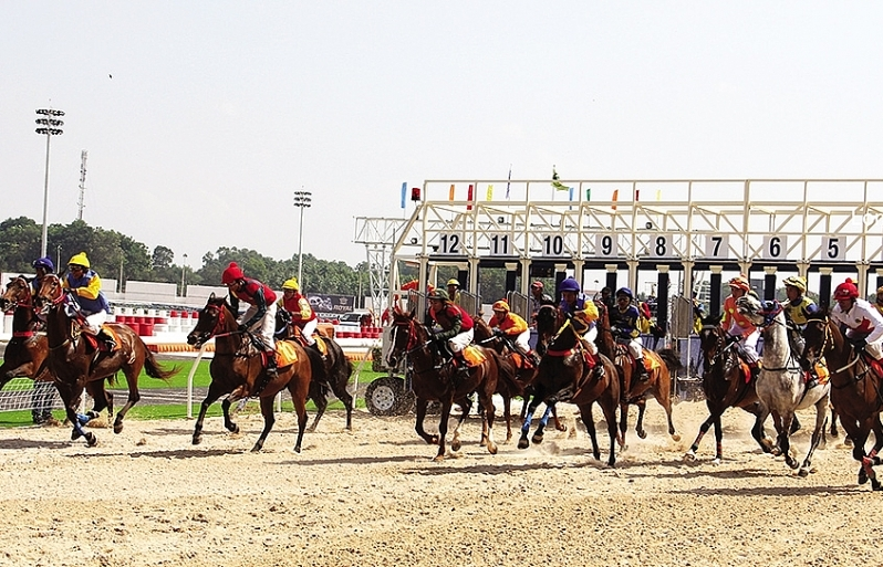 Investors at odds over clashing racecourses