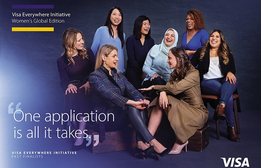 Women at forefront of global Visa event