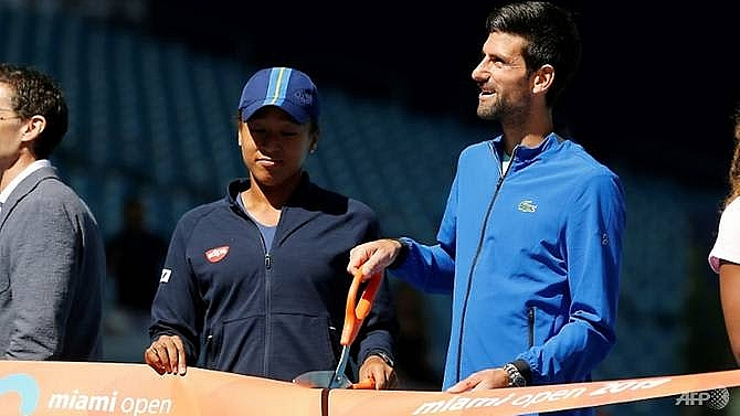 osaka silent over ex coach lawsuit as miami open begins