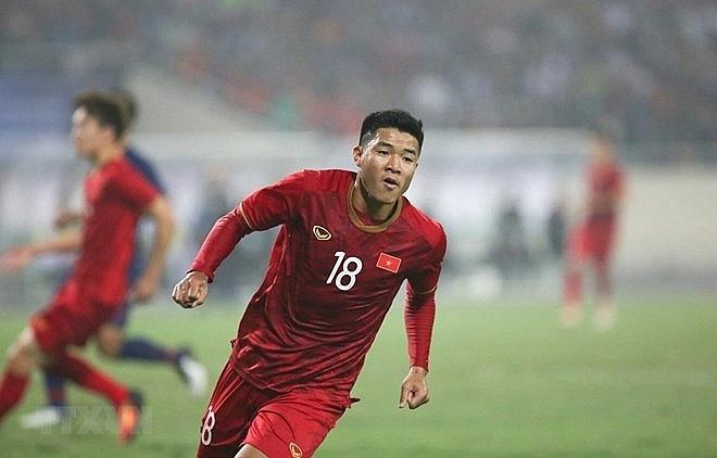 vietnam beat thailand 4 0 advancing to afc u23 champ final round