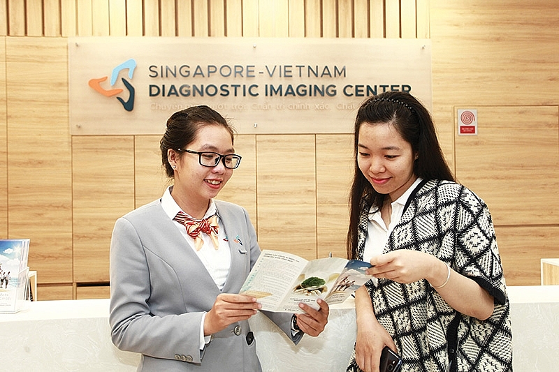singaporean businesses line up to enter vietnam