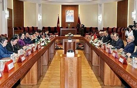 Vietnam, Morocco sign deals to boost environmental, trade, industrial ties