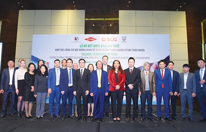 Unilever leading the charge to build a circular economy across Vietnam