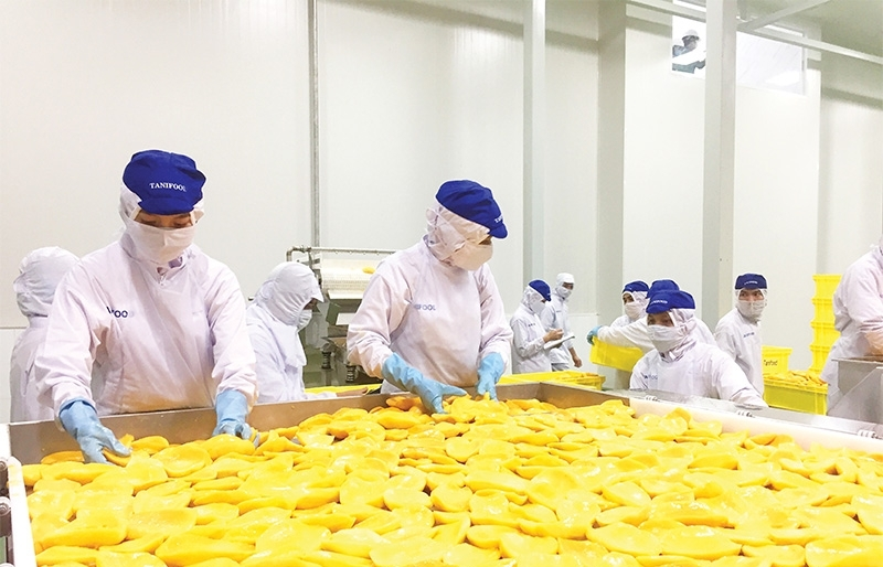 Food processors thinking outside the box for sales