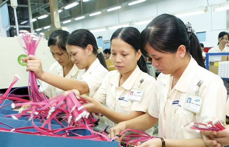 Samsung's R&D plans in Vietnam proceed at full tilt