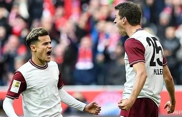 Bayern go clear at top as Bundesliga faces coronavirus threat