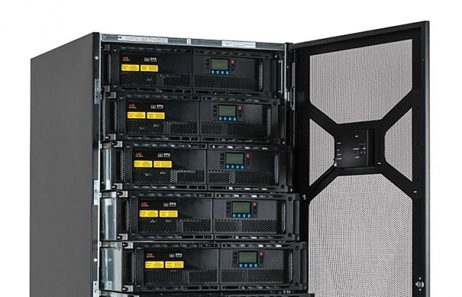 ABB's new DPA 250 S4 system setting higher UPS standards