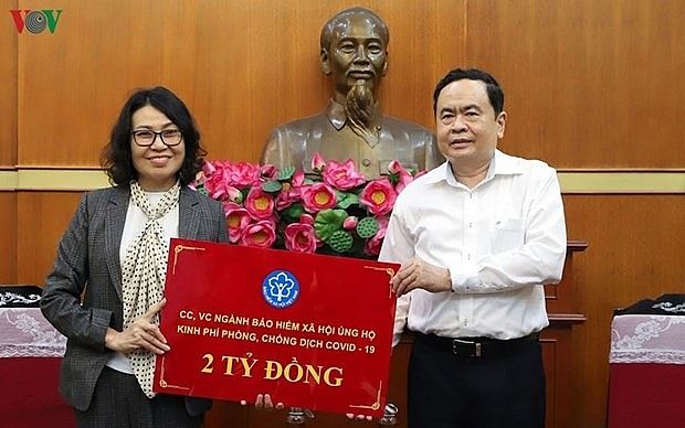 over 52 million usd donated to aid covid 19 fight in one day