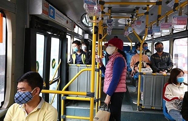 Hanoi cuts 80 percent of bus trips over COVID-19 fears