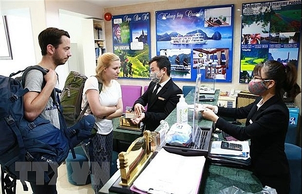 Tourist arrivals in Hanoi drop strongly
