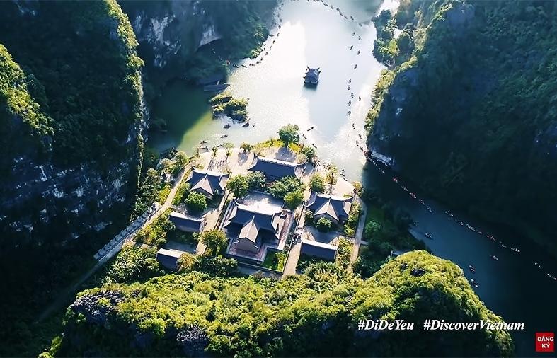 Digital platforms used to promote Vietnam's tourism
