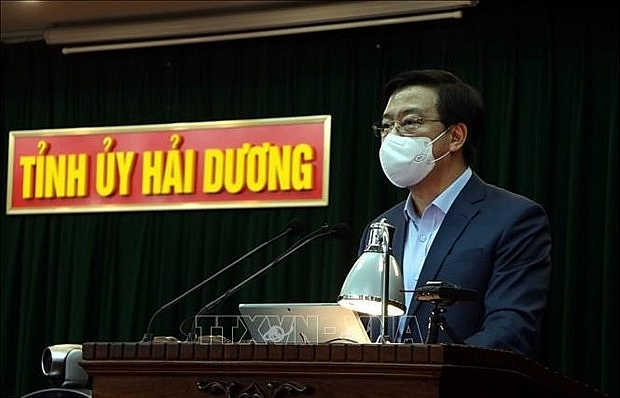 hai duong province wide social distancing to end on march 3