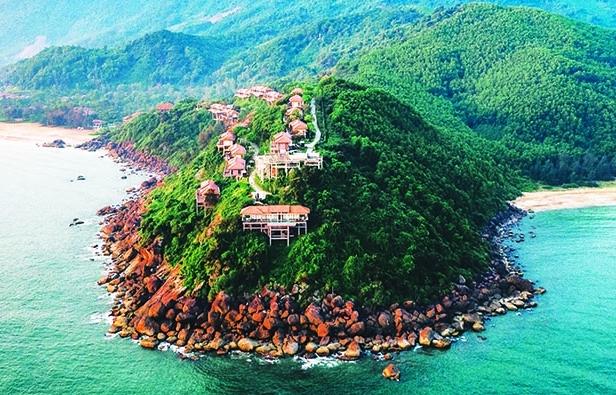 Luxury island Retreats