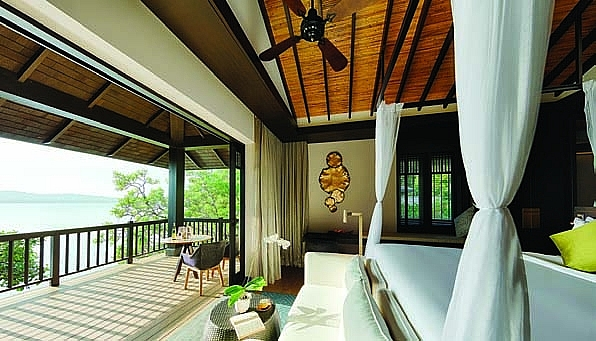 top private retreats