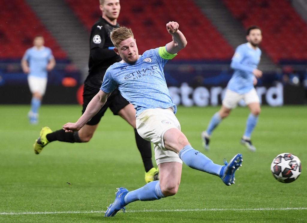 man city cruise into champions league quarter finals