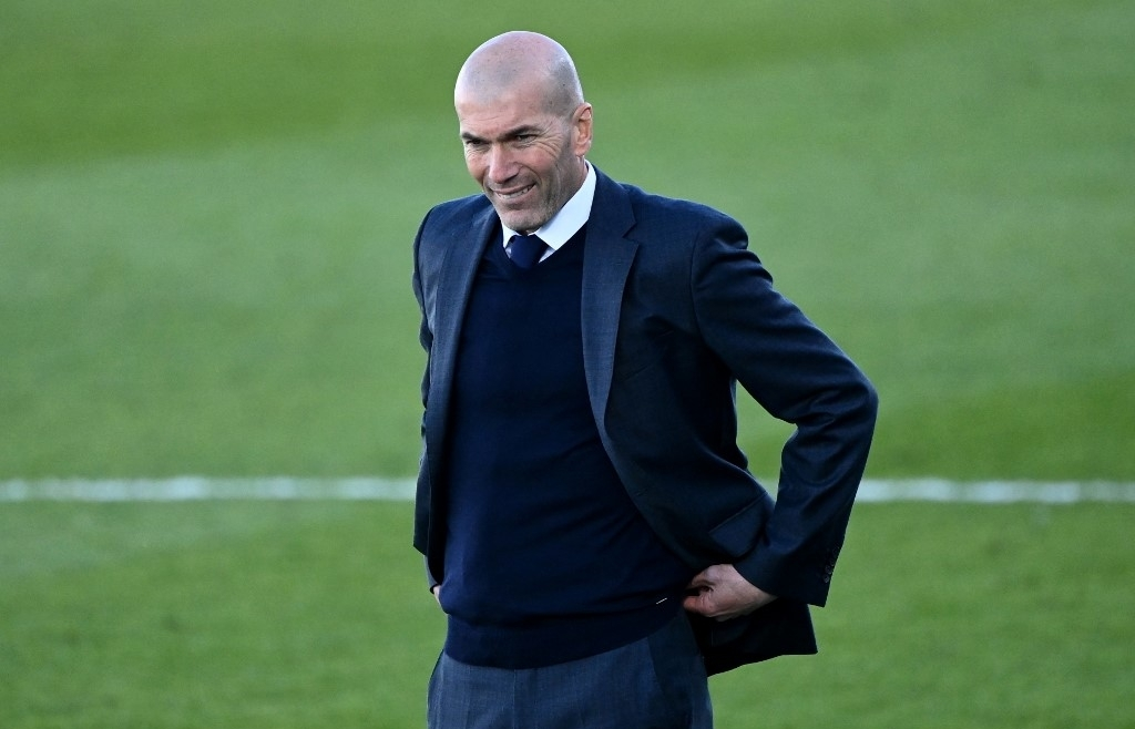 Zidane 'not planning anything' for long-term future at Madrid