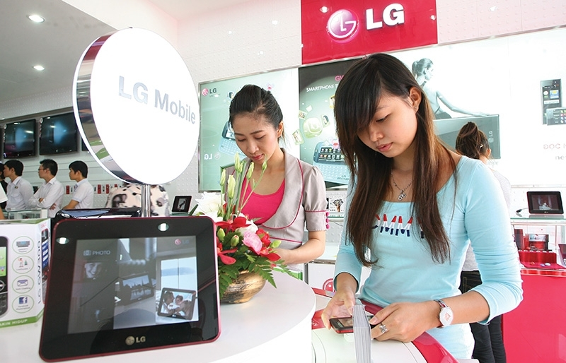 Rumbles of discontent with working conditions at LG