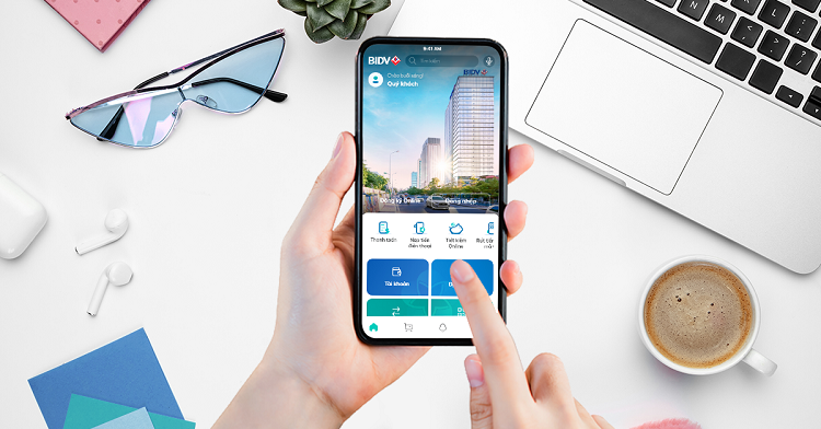 bidv launches new generation smartbanking with most comprehensive ecosystem