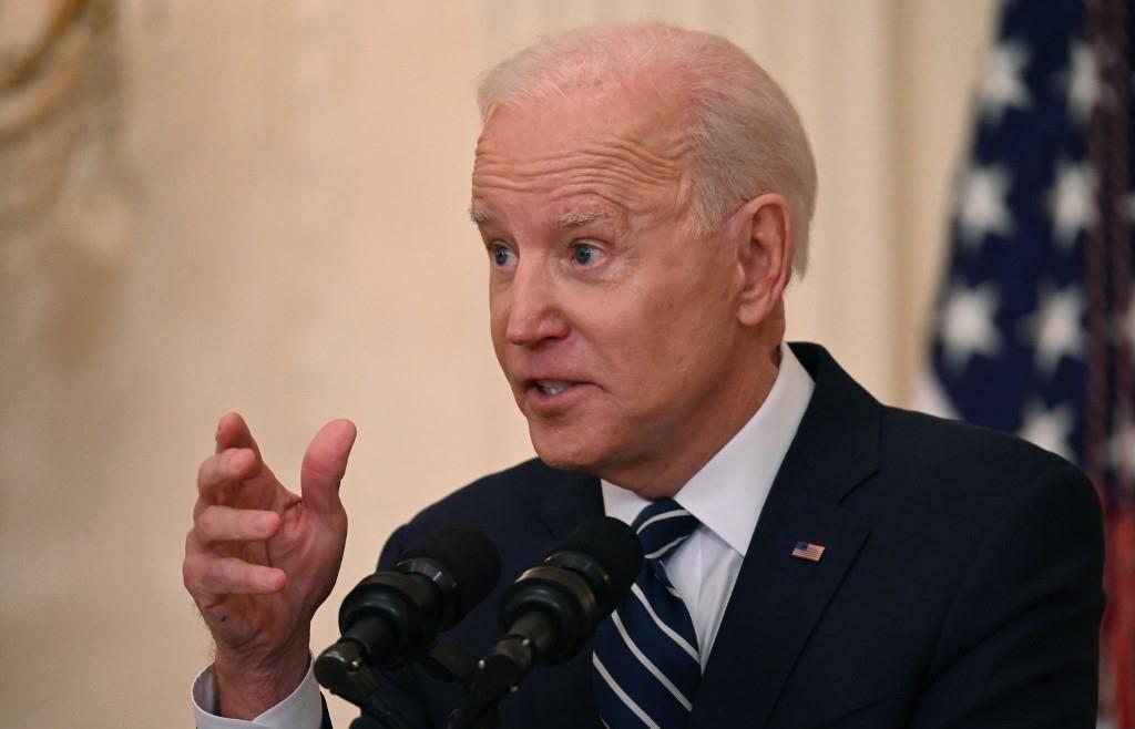 Biden warns North Korea against escalation after missile launch