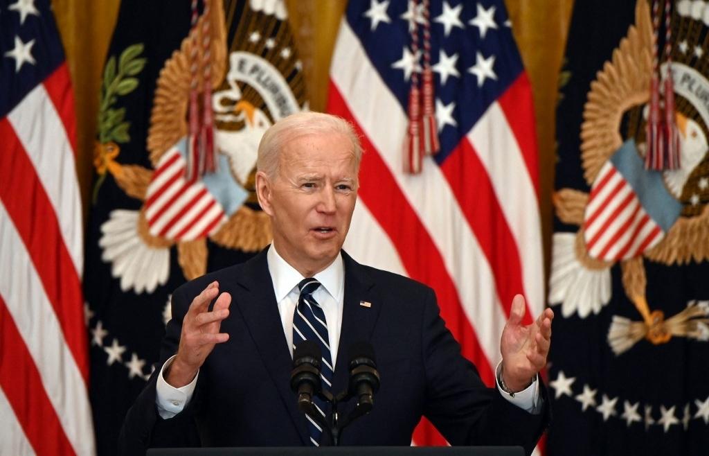 EU warns will block jab exports, Biden doubles goal