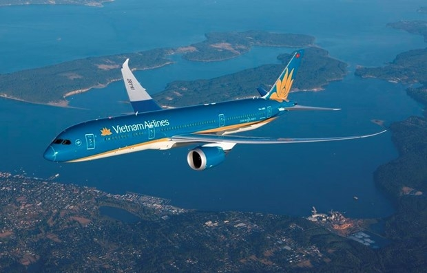 vietnam airlines to resume international flights