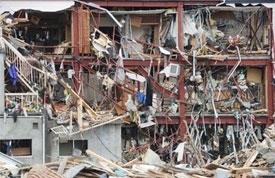 Japan business confidence dives after quake: BoJ