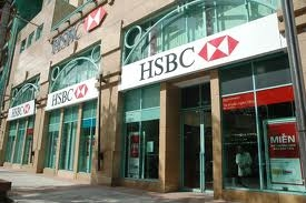 HSBC reduces lending