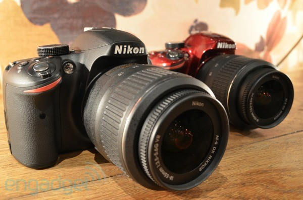 Nikon outs D3200 to bolster its low-end DSLR line, we go hands-on!