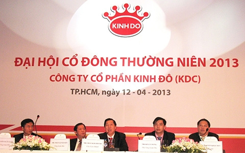 Kinh Do to roll out 39.5 million shares