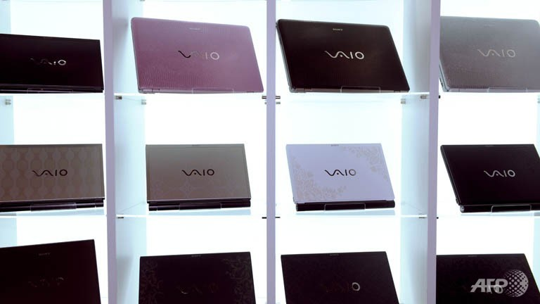 Sony issues battery-fire warning over 26,000 Vaio laptops