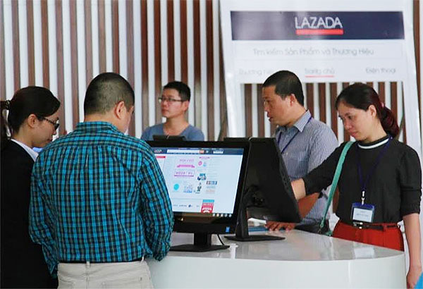 Alibaba to hold controlling stake in Lazada