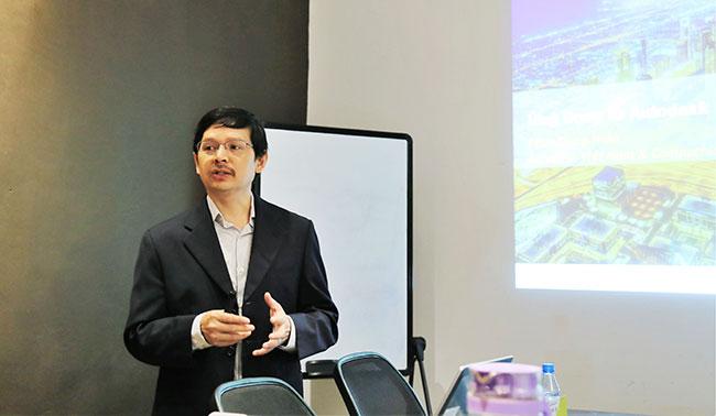 Autodesk subscription transition towards cloud computing development