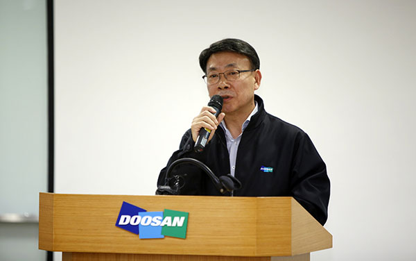 Doosan Vina takes second place in International Keson Competition