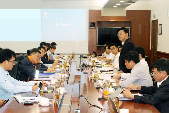 formosas 105 billion ha tinh steel complex meets requirement to start blast furnace