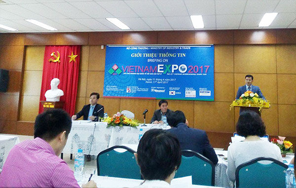 Vietnam Expo 2017, a peerless networking opportunity