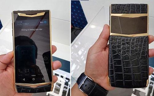 Following BKAV, Viettel aims to make luxury smartphone