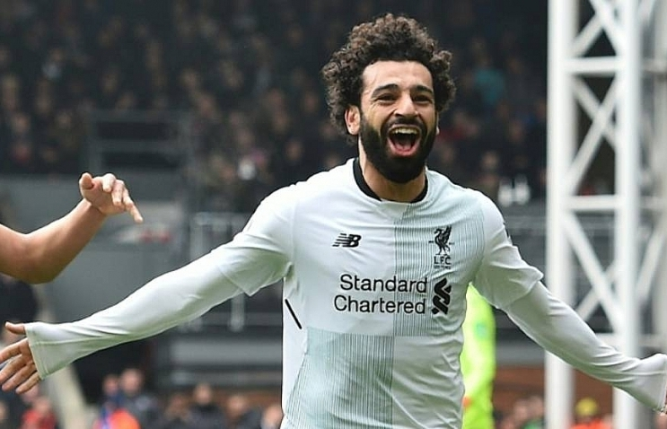 Man City one win from title, Salah sinks Palace