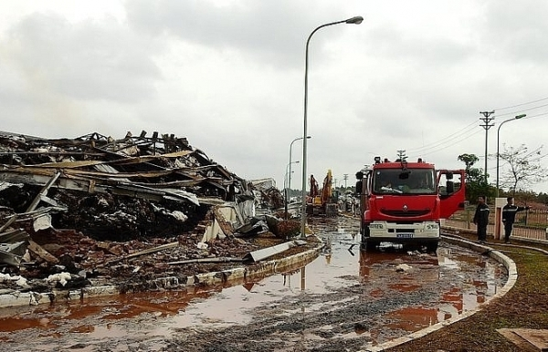 texhong yinlong factory halts operations after fire