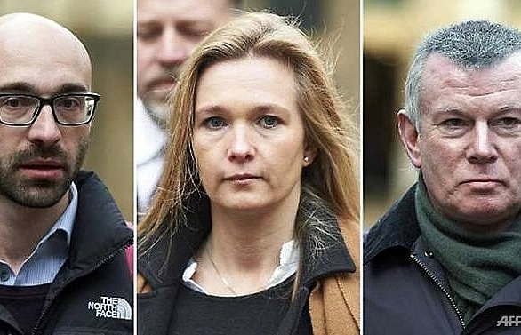 Bankers go on trial in London over Euribor-rigging