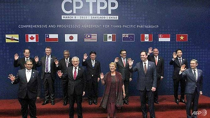 trump considers rejoining tpp the pacific trade pact he once spurned