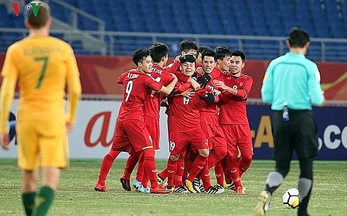 vietnam mens team climbs to 103rd place in fifa world rankings